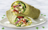Chicken Greek Wrap