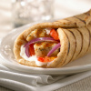 Chicken Souvlaki Pita (2 Stick)
