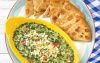 Mediterranean Spinach and Cheese Dip