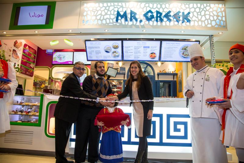 MR. GREEK opens it's first location in Kuwait